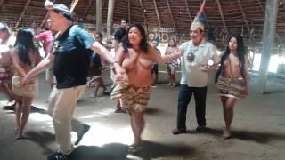 Video Jueves 9 de marzo 2017-Danza Milenaria de los Boras - Iquitos Perú MP3, 3GP, MP4, WEBM, AVI, FLV Juni 2018