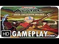 Avatar The Last Airbender The Burning Earth Gameplay hd