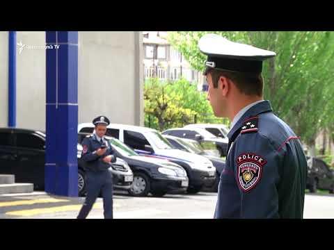 Երևանի կենտրոնական փողոցներից բերման է ենթարկել 87 մարդ - DomaVideo.Ru