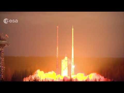 Sentinel-3B lift-off © EUMETSAT