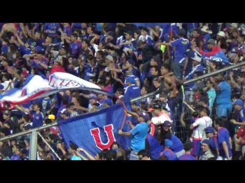 Esta es tu hinchada / LosDeAbajo / Udechile vs Temuco - Los de Abajo - Universidad de Chile - La U