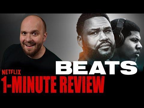 BEATS (2019) - Netflix Original Movie - One Minute Movie Review