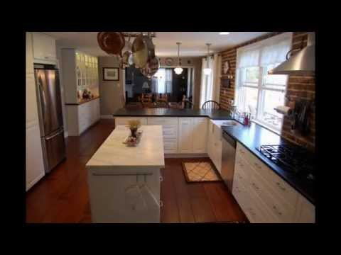 Image Gallery of Long Narrow Kitchen Designs Ideas with Island in Europe