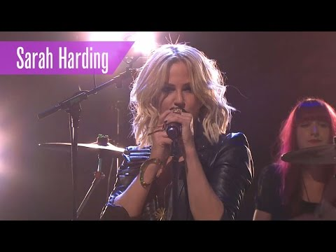 Sarah Harding - Threads | Saturday Night With Miriam | RTÉ One