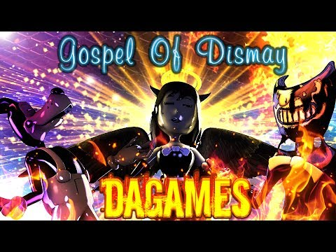 (Re-uploaded) BATIM / SFM| Allure Of The Demon | DAGames - Gospel Of Dismay