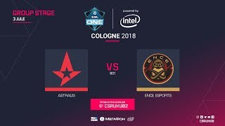 Astralis vs ENCE - ESL One Cologne 2018 - de_nuke [GodMint, Anishared]