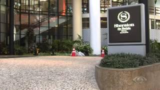 INAUGURADO EM SALVADOR O MAIS LUXUOSO HOTEL DO ESTADO. O SHERATON HOTEL BAHIA, QUE NASCEU COM A...