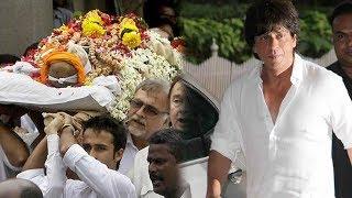 Video Emotional Shahrukh Khan Pays Respect to Late Shashi Kapoor MP3, 3GP, MP4, WEBM, AVI, FLV Desember 2017