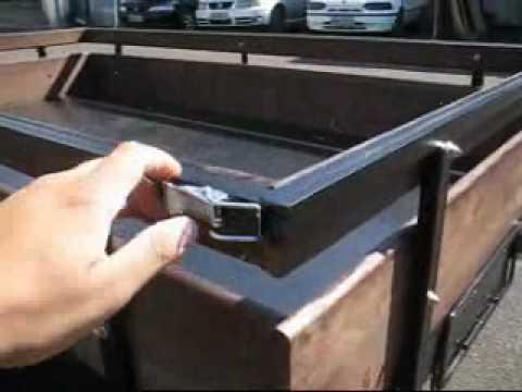 Carreta para carga Fabrica RECLAL