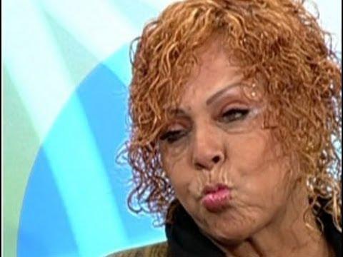 Pareja de Lucía de la Cruz se molesta con ella por salir frente a cámaras