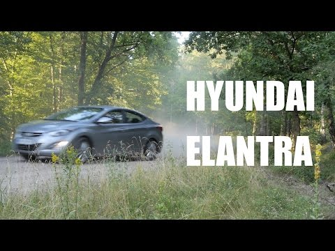 (ENG) 2014 Hyundai Elantra 1.6 GDI – Test Drive and Review