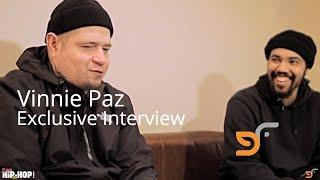 Vinnie Paz (Jedi Mind Tricks) Exclusive Interview