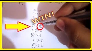 Step By Step Secret Guide to win the Lottery (Guaranteed)For Lottery Secret Guide Also Check: https://youtu.be/6uHg8llL4_QDont Forget to Subscribe & Share