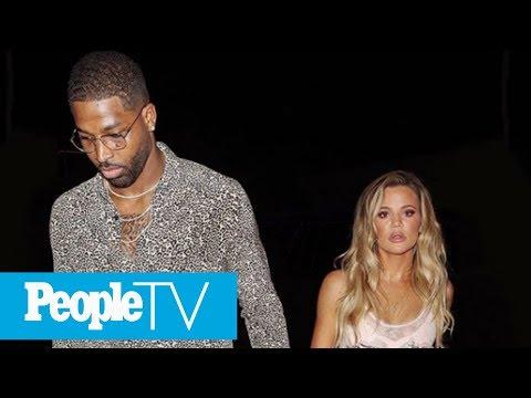 Why Khloé Kardashian's Daughter True Has Tristan Thompson's Last Name | PeopleTV