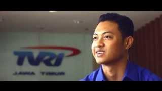 KIS Mlaku - Kunjungan ke TVRI Surabaya