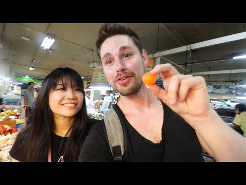 """Trying OVER 20 DISHES in 4 HOURS - A day with """"A CHEF'S TOUR"""" Chiang Mai, THAILAND - Thời lượng: 37 phút."""