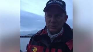 KVD - Championship Monday Lake Dardanelle 2017