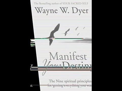Audiobook: Manifest Your Destiny by Wayne W. Dyer