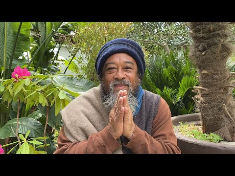 Mooji Video: A Simple, Powerful Prayer in Challenging Times
