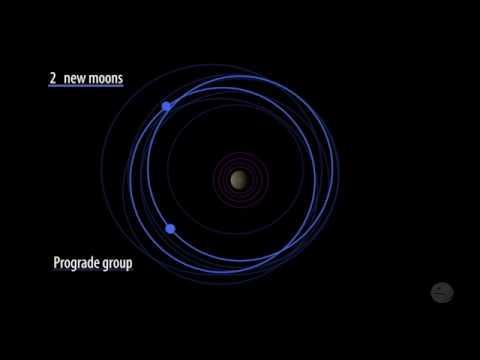 新發現12顆 木星衛星總數增至79顆