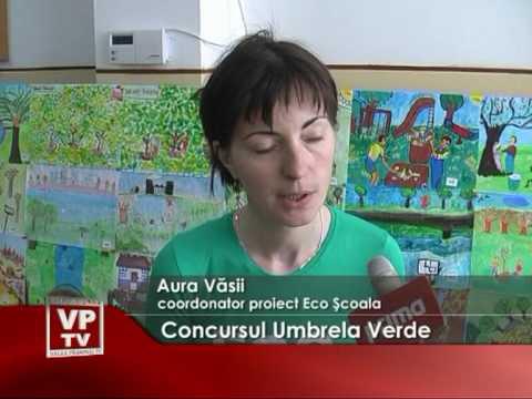 Concursul Umbrela Verde