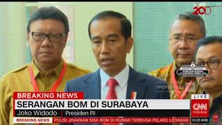 Video Jokowi Sebut Bom Polrestabes Tindakan Pengecut MP3, 3GP, MP4, WEBM, AVI, FLV Agustus 2018