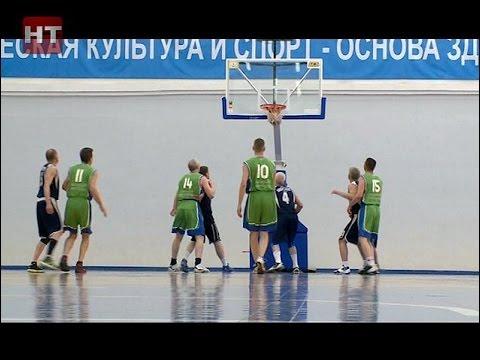 Серия новгородских баскетбольных турниров, посвященных юбилею Победы, завершилась соревнованиями ветеранов