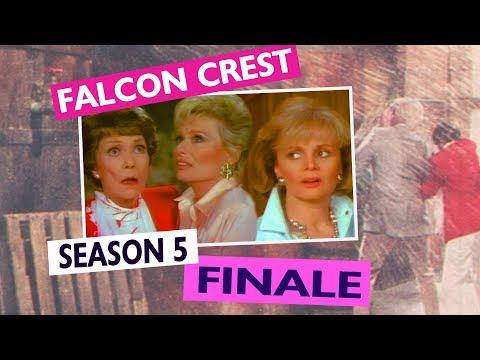 Falcon Crest Season 5 Finale (1986)