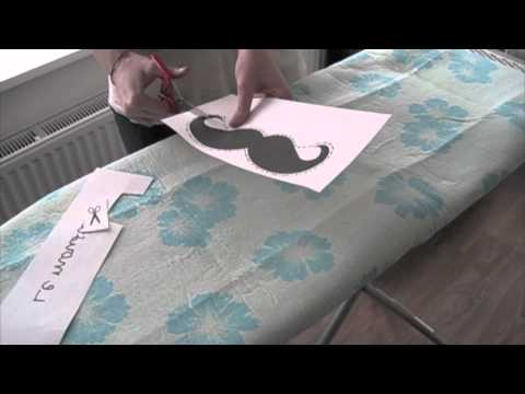 DIY shirt bedrukken met transfer papier!