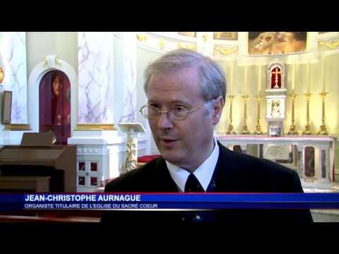 L'Église du Sacré Cœur reçoit son nouvel orgue