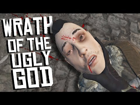 Wrath Of The Ugly God • Blade And Sorcery Vr Gameplay