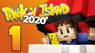 Pixelmon Island UHC 2020 #1 - Reunited with THE PACK