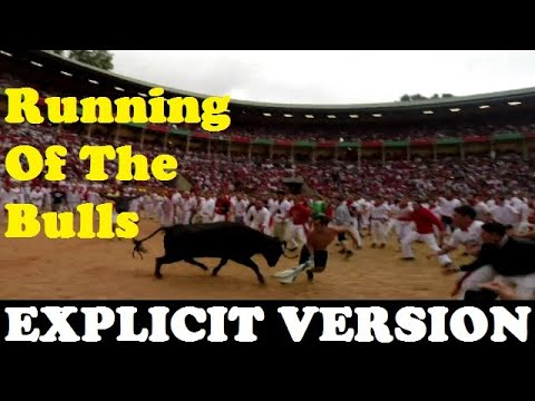 Running Of The Bulls 2017 | San Fermin Festival