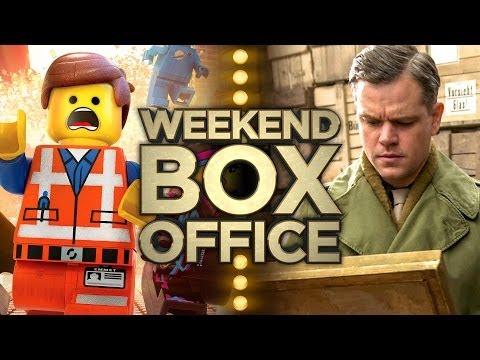 Weekend Box Office - Feb. 7-9, 2014 - Studio Earnings Report HD