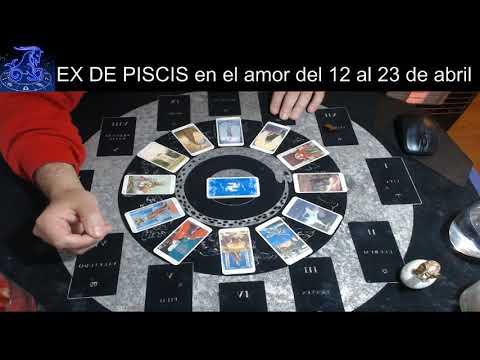 Cartas de amor -   EX DE     PISCIS en el amor del 12 al 23 de abril