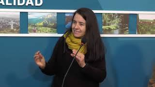 ENTREVISTA AL INTENDENTE DE LA CUMBRE: NOTA A ALICIO; OBRAS, EVENTOS Y POLITICA