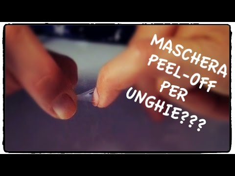 Maschera PEEL-OFF per UNGHIE?? Nuovi kit Nail Care by PUPA milano | mikeligna