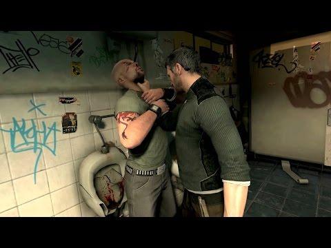 Splinter Cell: Conviction - Intro & Mission #1 - Merchant's Street Market (видео)