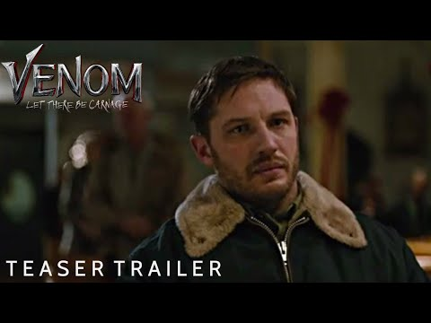 VENOM 2: LET THERE BE CARNAGE (2021 Movie) Teaser Trailer Concept - Tom Hardy