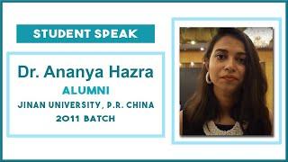 Dr. Ananya Hazra