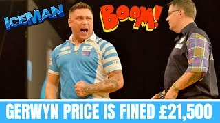Video GERWYN 'ICEMAN' PRICE FINED £21.500 BY DRA MP3, 3GP, MP4, WEBM, AVI, FLV Februari 2019