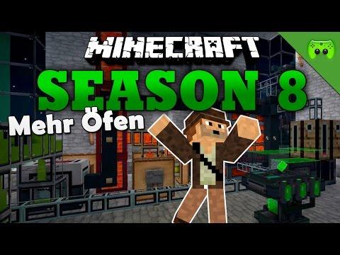 MEHR ÖFEN «» Minecraft Season 8 # 251 | Full HD