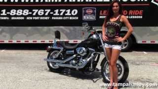8. Used 2013 Harley-Davidson FXDC Dyna Super Glide Custom 110th Anniversary for Sale