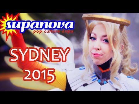 Supanova Sydney 2015 Cosplay Highlights