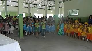 Hino de Vitória da Conquista, pelos Eco Kids da Escola Maria Célia Ferraz