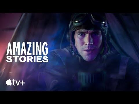 Amazing Stories — Official Trailer | Apple TV+