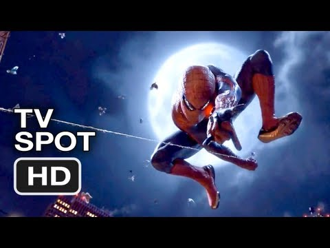 The Amazing Spider-Man - 2 New TV Spots (2012) Marvel HD Video