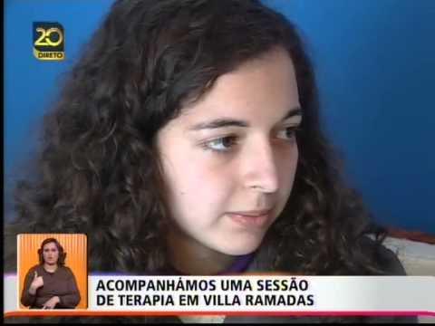 VillaRamadas: Entrada de três pacientes TVI em tratamento - Parte 2