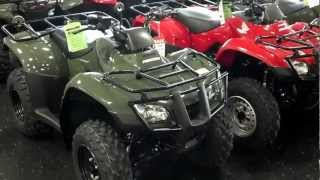 8. BLOWOUT: 2013 Honda TRX250TM TRX250TE Recon ATV $2,999 $0 DOWN 2.99% Fin. - Honda of Chattanooga