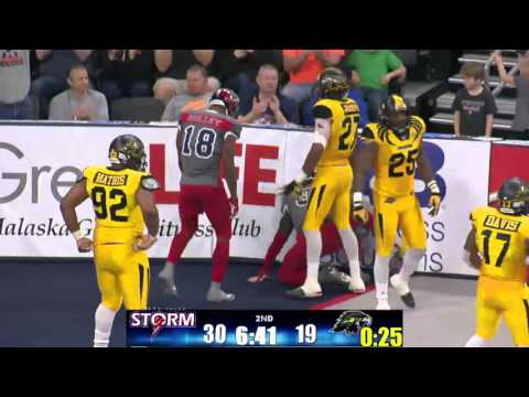 IFL Week 9: Storm Clip Nighthawks 71-44